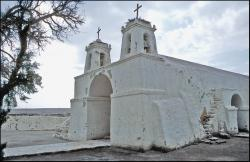 Kościółek w Chiu Chiu