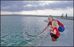Salar temperaura wody 20C