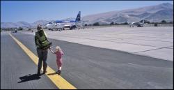Lotnisko w Copiapio