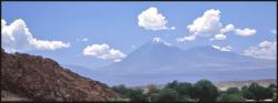 Wulkan na Altiplano