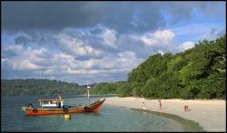 Wyspa Peucang - Peucang Island
