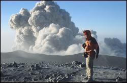 Semeru Wulkan/Semeru Volcano